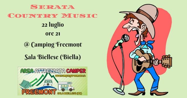 country musica al freemont