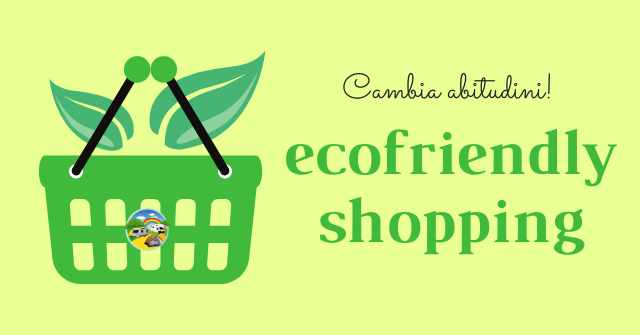 ecofriendly shopping