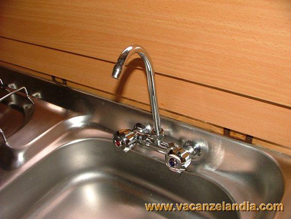 riparazioni sostituzione miscelatore lavello cucina - contenuti