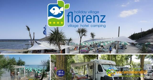 camping holiday village florenz