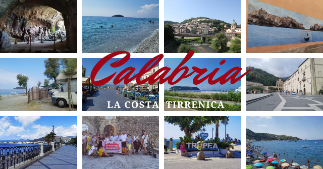 Calabria costa occidentale