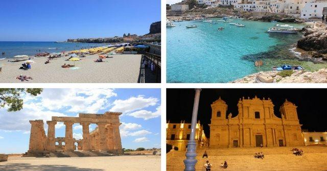 Bagni Blue Marlin Levanto : Sicilia 2013 in camper menu vacanzelandia