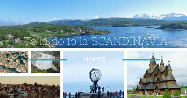 scandinavia camper estate 2017