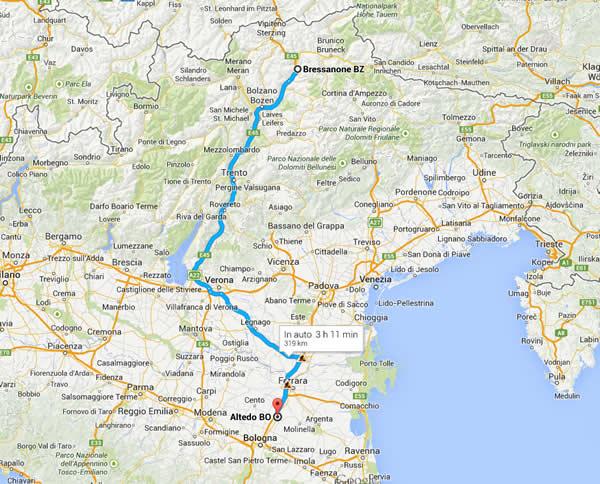 Alla scoperta della germania diario di viaggio in camper for Dormire a bressanone