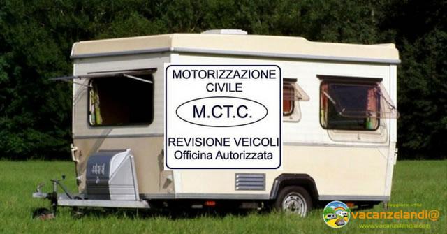 Idee Per Interni Roulotte : Revisione caravan rimorchi roulotte legge completa decreto modalita