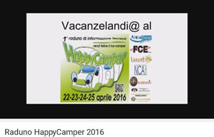 raduno happy Camper video