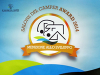Adam Fresh Parma Salone Camper Award-1