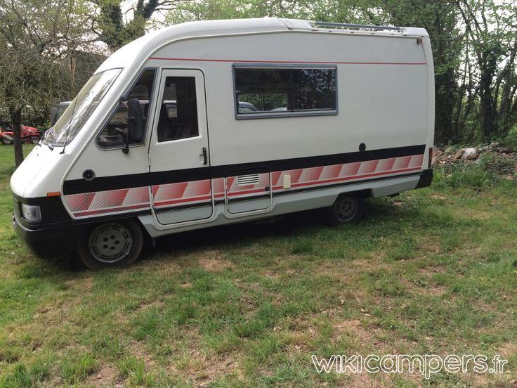 Camping Car Burstner Travel Van T  G Impulse