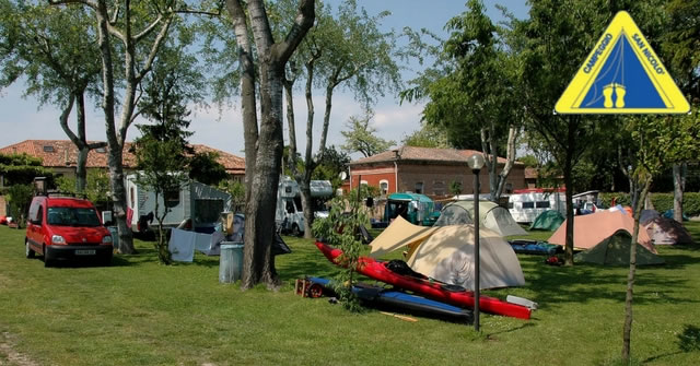 camping san nicolo venezia