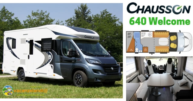 Chausson 640 welcome 2018