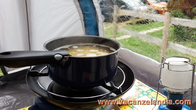Provati per voi test tenda famiglia quechua air seconds family