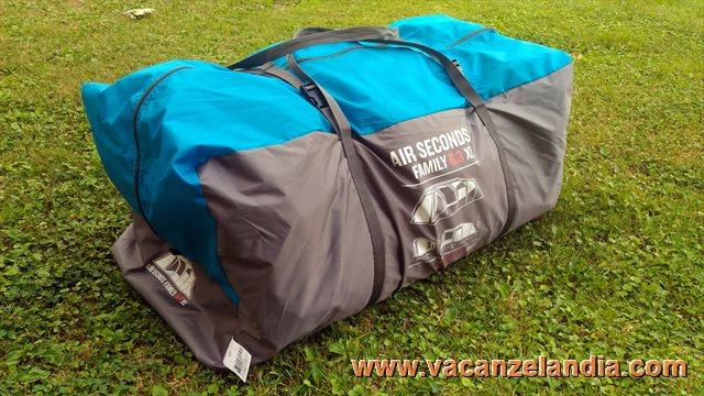 Quechua soggiorno base seconds tende campeggio decathlon prezzi