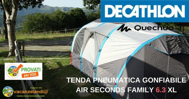 a25d52a34e6fb9 tenda pneumatica gonfiabile air seconds family 6.3 xl quechua decathlon 1