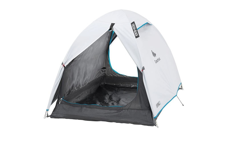 tenda fresh black decathlon archi