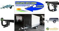eurcamping service modena carrelli ganci traino 200s