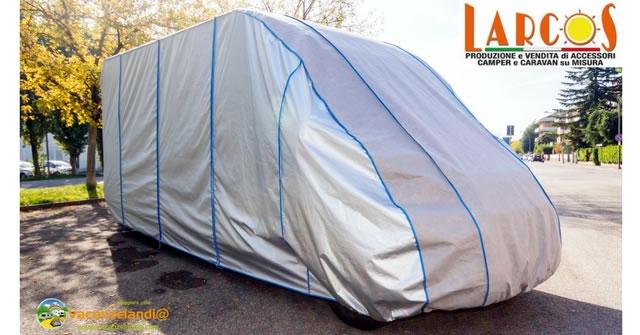 nuove coperture camper caravan larcos