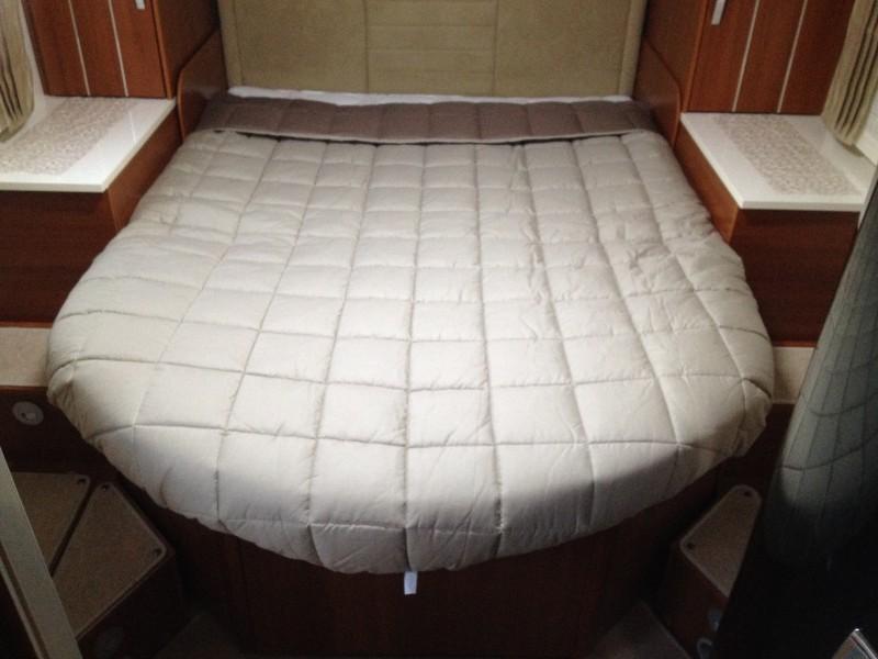 Larcos completi letto e materassi per camper e caravan vacanzelandia menu vacanzelandia - Completi per letto matrimoniale ...
