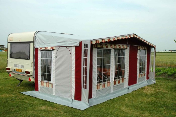 MIKITEX, verande e preingressi invernali ed estivi per camper e ...