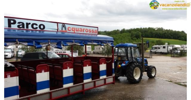 parco acquarossa trattore sagrantino