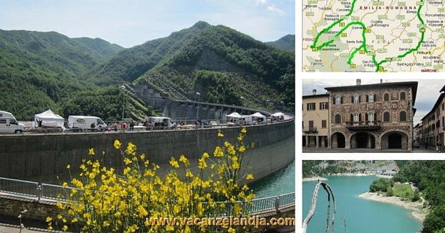 Itinerari diari di viaggio emilia romagna toscana bagno - Parco laghi bagno di romagna ...