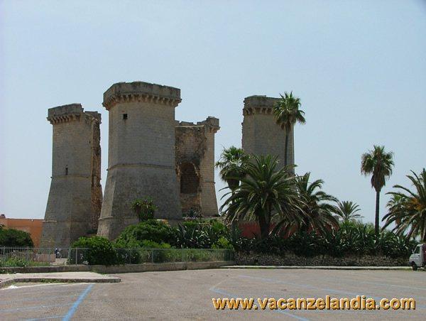 Itinerari diari di viaggio puglia salento contenuti redazione vacanzelandia - Puglia santa maria al bagno ...